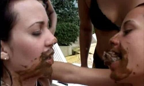Lesbian Scat Police Girls 4 Sg-video