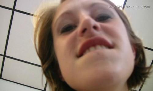 Spitting Girls Demy Kathi 01 HD