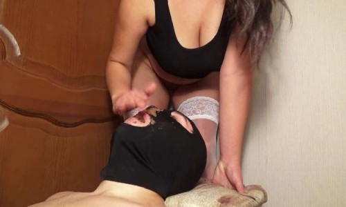 Kiss My Ass , Mistress Nikole