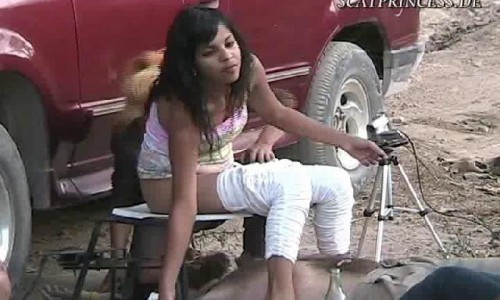 Dom-princess - Scat-princess - Abused By Scatprincess Part 2 Dom-princess