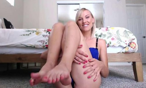 Fuck My Tight Butt And Suck My Toes - Jasmine Rose