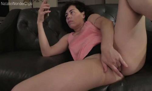 Mom Sniffing Here Sweaty Asshole Natalie Wonder