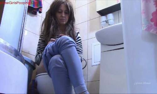 Toilet With Close And Nasty View (hd) Eve Fetish Queen Princessmonica