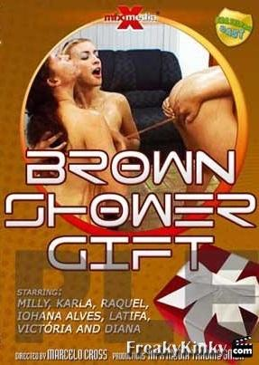 Brown Show Gift ScatInBrazil Featuring Milly