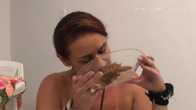 MF-4973-1 Chriss Scat Breakfast HD NewScatInBrazil