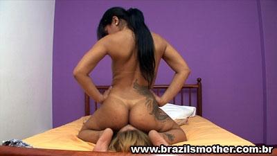 Priscilas Total Control HD Brazilsmother