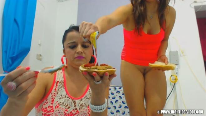 Eat Scat Subs Messy Paula