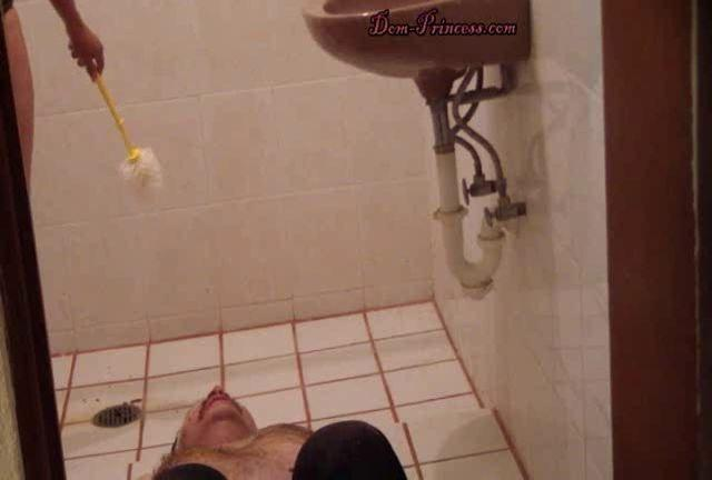 Dom-princess - Scat-princess - Princesses Household Toilet Slave Part 4 Gabi Sd Scat-princess Dom-princess