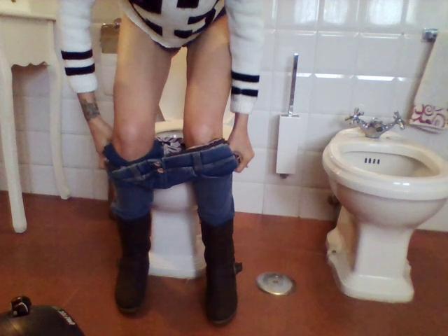 hidden camera in my bathroom!
