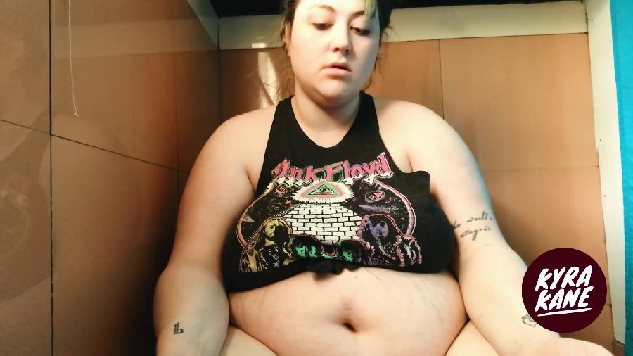 bubble guts hung over and gassy over 25 farts ( hd) hd kyras bbw fetish depot
